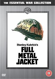 Full Metal Jacket (DVD, 2005)