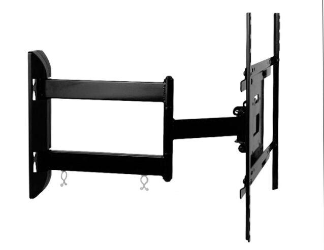 Full Motion Articulating Swivel Arm Tilt LCD LED TV Monitor Wall Mount 37 42 55