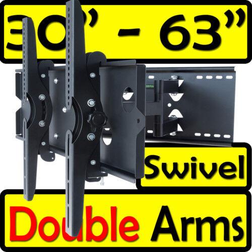 Full Motion ARTICULATING Swivel ARM TILT LCD LED TV WALL MOUNT BRACKET
