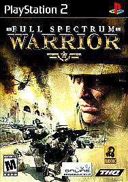 Full Spectrum Warrior (Sony PlayStation