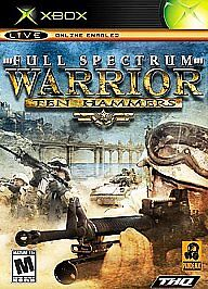 Full Spectrum Warrior: Ten Hammers  (Xbo...