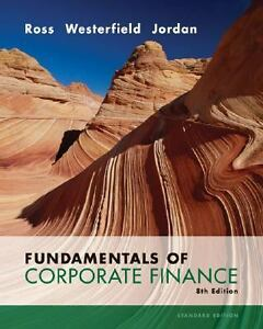 Fundamentals of Corporate Finance, Stand...