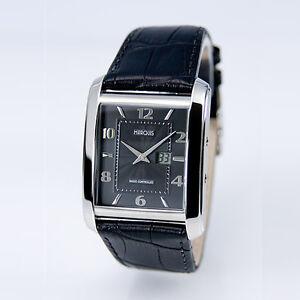 Funk-Armbanduhr-Junghans-Uhrwerk-Funkuhr-Armbanduhr-Leder-Uhr-964-4715-78