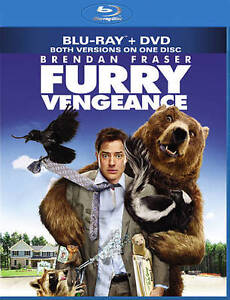 Furry Vengeance (Blu-ray/DVD, 2010)