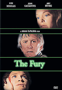 The Fury (DVD, 2002, Sensormatic)