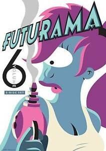 Futurama, Vol. 6 (DVD, 2011, 2-Disc Set)