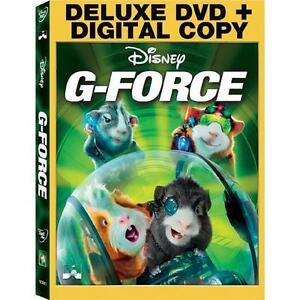 G-Force (DVD, 2009, 2-Disc Set, Deluxe E...