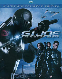 G.I. Joe: The Rise of Cobra (Blu-ray Dis...