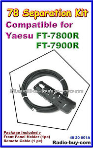 G78-D-Compatible-Separation-Kit-for-Yaesu-FT-7800-7900R-YSK7800-vertex-horizon