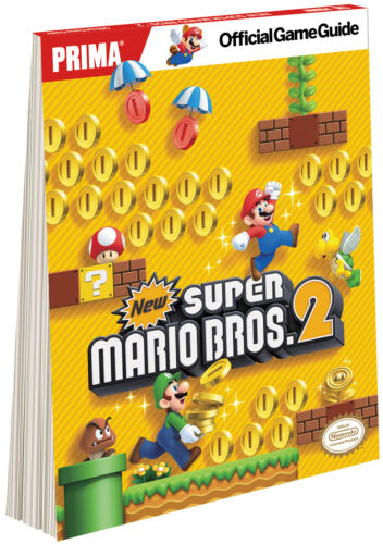 GAME GUIDE for NEW SUPER MARIO BROS. 2 Nintendo 3DS Strategy Guide Book new in Video Games & Consoles, Strategy Guides & Cheats | eBay