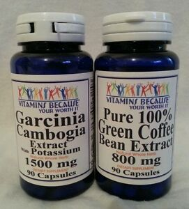 garcinia cambogia and green tea extract diet | Dieting Green Tea