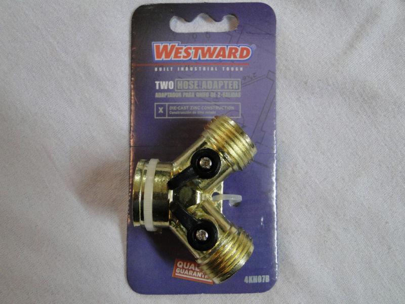 Garden Hose Splitter Adapter Hose Two Way