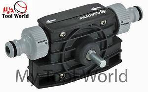 GARDENA-Bohrmaschinen-Pumpe-Foerderpumpe-Wasser-Diesel-Heizoel-Pumpe2400l-h