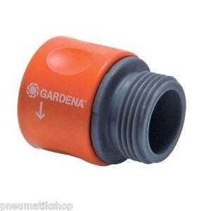 gardena kupplung au engewinde kupplung wasser garten gardena ebay. Black Bedroom Furniture Sets. Home Design Ideas