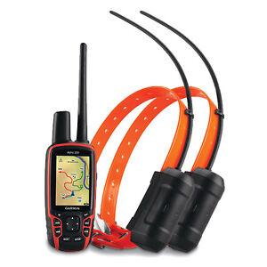 Garmin Tracking System >> Garmin Astro 320 GPS 2 x DC 40 Dog Tracking Collars Bundle System New | eBay