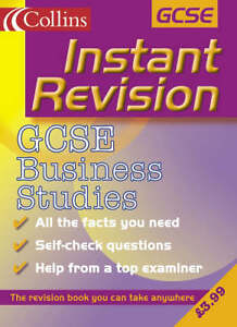 GCSE Business Studies Carolyn Lawder