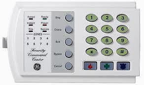 "Details about GE Networx CaddX NX-108E NX 108 E LED Keypad ""New w/o"