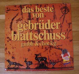 GEBRUDER-BLATTSCHUSS-Das-Beste-von-LP-GER