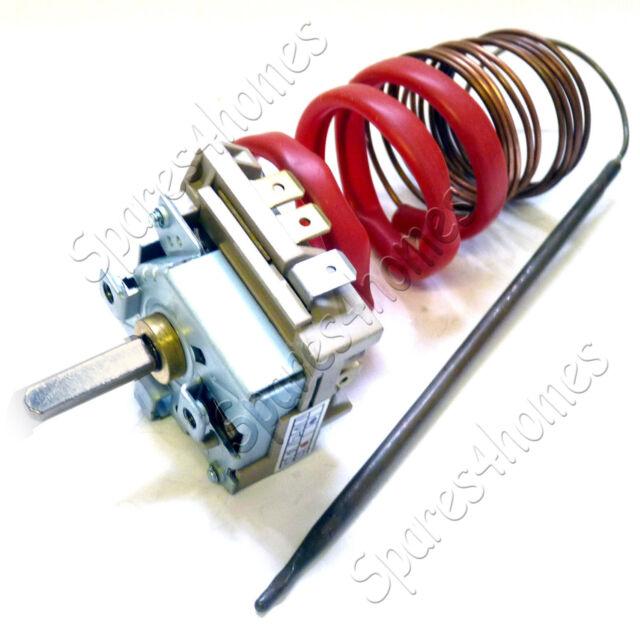 Genuine Fagor Electra Zanussi Oven Cooker Thermostat TSTAT 506008303006