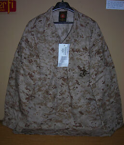 GENUINE-USMC-MCCUU-MARPAT-DESERT-BLOUSE-JACKET-BRAND-NEW-MEDIUM