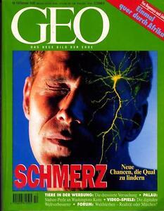 GEO 10/1995 GEO 10/95 AFRIKA*ARGENTINIEN*WERBUNG*CHRONISCHE SCHMERZEN*PALAU - Deutschland - GEO 10/1995 GEO 10/95 AFRIKA*ARGENTINIEN*WERBUNG*CHRONISCHE SCHMERZEN*PALAU - Deutschland