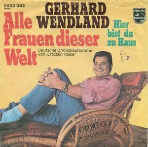 Gerhard Wendland - Der Himmel war noch nie so blau / Zwei Matrosen aus ...