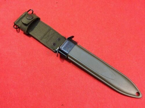 GERMAN EICKHORN U.S. M8 M8A1 SCABBARD / SHEATH FOR U.S WWII - 1980's BAYONET in Collectibles, Militaria, WW II (1939-45) | eBay