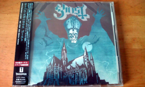 GHOST OPUS EPONYMOUS JAPAN PRESS LIMITED EDITION in Music, CDs | eBay