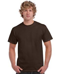 GILDAN-T-Shirt-Ultra-Ubergroessen-S-5XL-men-herren-NEU