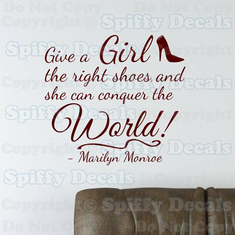 Big Girl Boots Quotes: Marilyn Monroe Shoe Quotes. QuotesGram