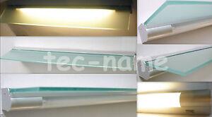 glasregal glasbodenregal 15 x 68 cm aluminium glasboard beleuchtet mit schalter ebay. Black Bedroom Furniture Sets. Home Design Ideas