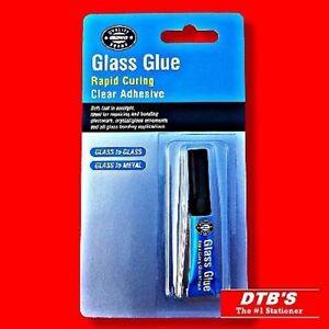 Glue crystal to wood