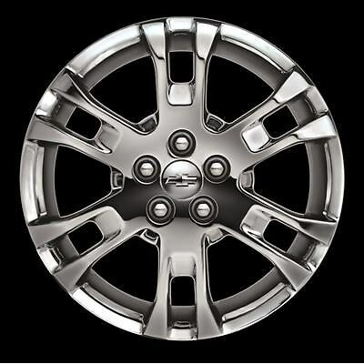 GM 19166672 19 Wheel LF671 Chrome 2010 2011 2012 Chevy Equinox GMC