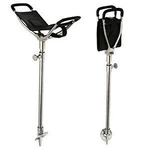 Golf Spectator Seat Stick Outdoor Adjustable Folding