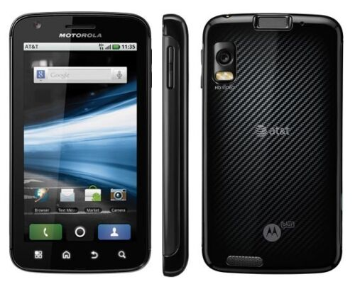 GOOD Motorola ATRIX 4G MB860 AT&T Android HD WiFi Touch Screen GPS GSM Cellphone in Cell Phones & Accessories, Cell Phones & Smartphones | eBay