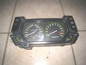 GPX-600-R-ZX600C-Armaturen-Cockpit-Tacho-Drehzahlmesser-53826-km-speed-meter