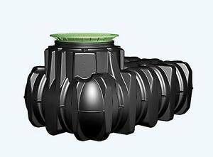 graf regenwassertank flach erdtank platin pkw befahrbar ebay. Black Bedroom Furniture Sets. Home Design Ideas