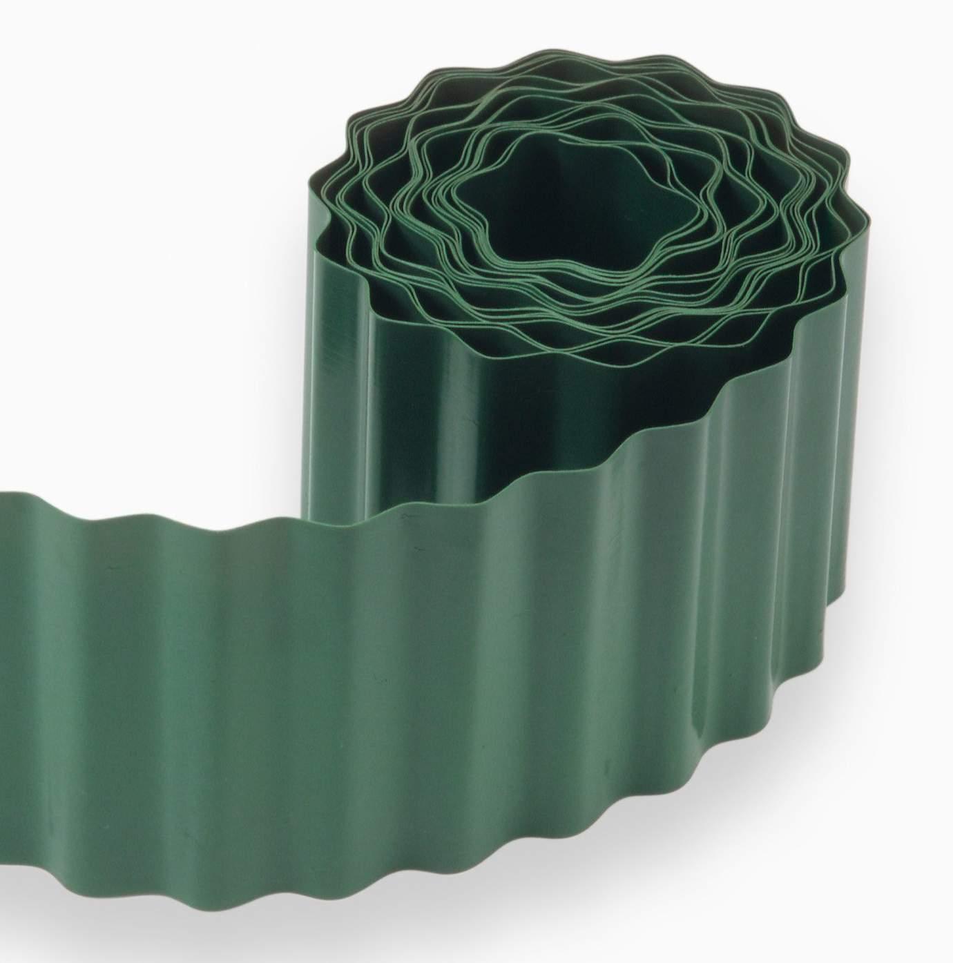 Green Plastic Garden Grass Lawn Edge Edging Border Fence Wall Roll Choose Siz