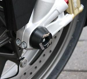 GSG-Moto-Sturzpad-Vorderrad-BMW-S1000-RR-Bj-09-16-Crash-Pads-Neu
