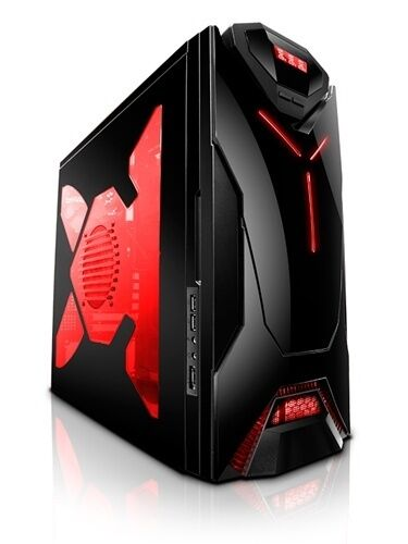 GUARDIAN AMD FX QUAD CORE CUSTOM BUILT GAMING COMPUTER 4.2 GHZ WIN 7 8GB 9800GT in Computers/Tablets & Networking, Desktops & All-In-Ones, PC Desktops & All-In-Ones | eBay