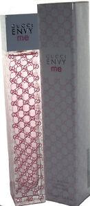 GUCCI ENVY ME BY GUCCI 3.4 OZ EDT SPRAY FOR WOMEN NIB