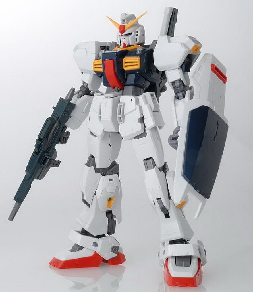 GUNDAM BANDAI RG REAL GRADE MODEL KIT 1/144 #08 GUNDAM MK ...