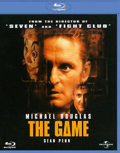 The Game (Blu-ray Disc, 2010)