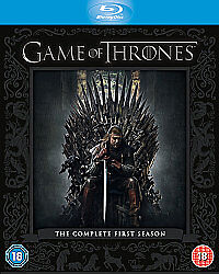 Game Of Thrones - Series 1 - Complete (B...