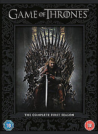 Game Of Thrones - Series 1 - Complete (D...