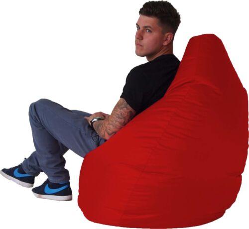 Giant Bean Bag Red