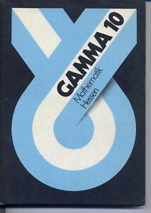 Gamma-10-Mathematik-Hessen