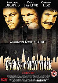 Gangs Of New York (DVD 2003)