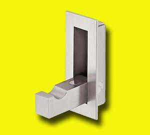 garderobenhaken klapphaken edelstahl 84476010 ebay. Black Bedroom Furniture Sets. Home Design Ideas