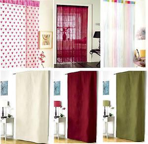 gardine streifen netz thermal t r fliegenschutz. Black Bedroom Furniture Sets. Home Design Ideas